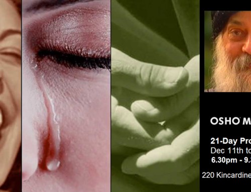 OSHO 21-Day Mystic Rose Program – Dec 11 to 31st, 2015 – COMPLETED