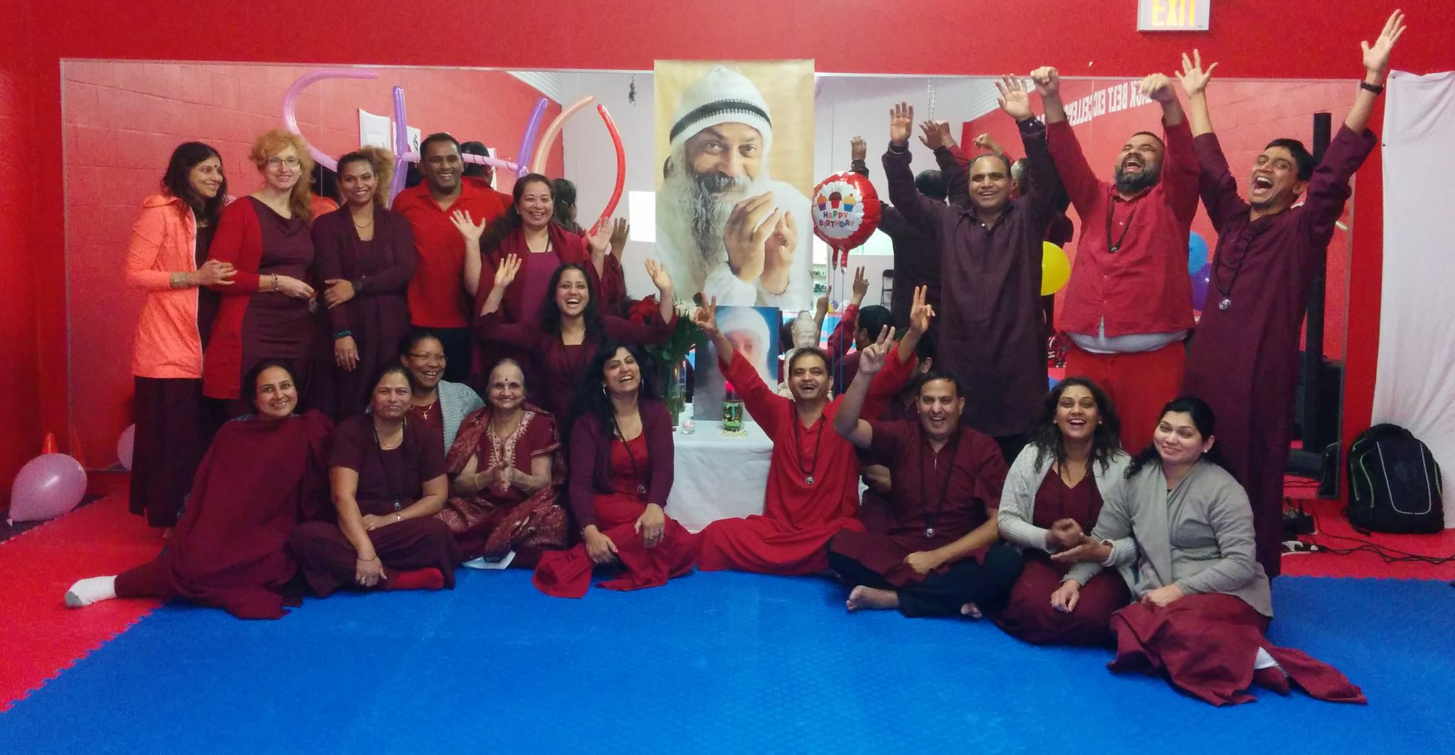 OSHO Birthday Celebration in Toronto