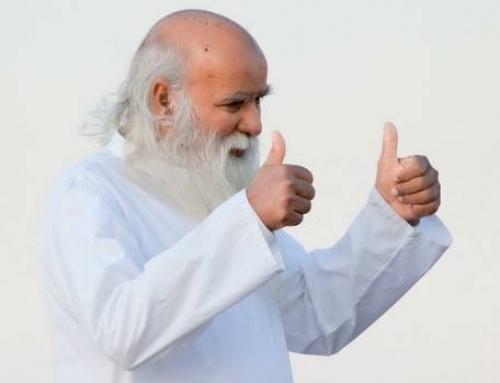 OSHO Disciple & Master Baba Purnanand Bharati visiting Toronto in Jun 2017!
